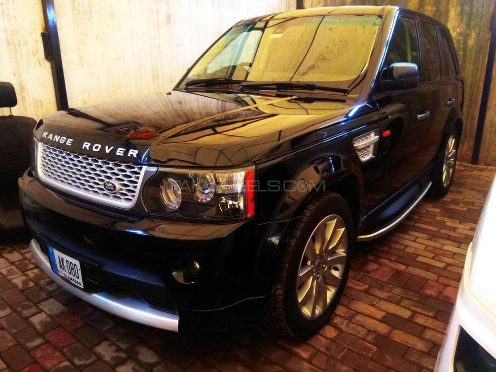 Range Rover Sport Supercharged 4.2 V8 2007 Image-1