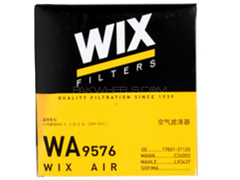 Wix Air Filter For Toyota Belta 2005-2012 - WA 9628 in Karachi