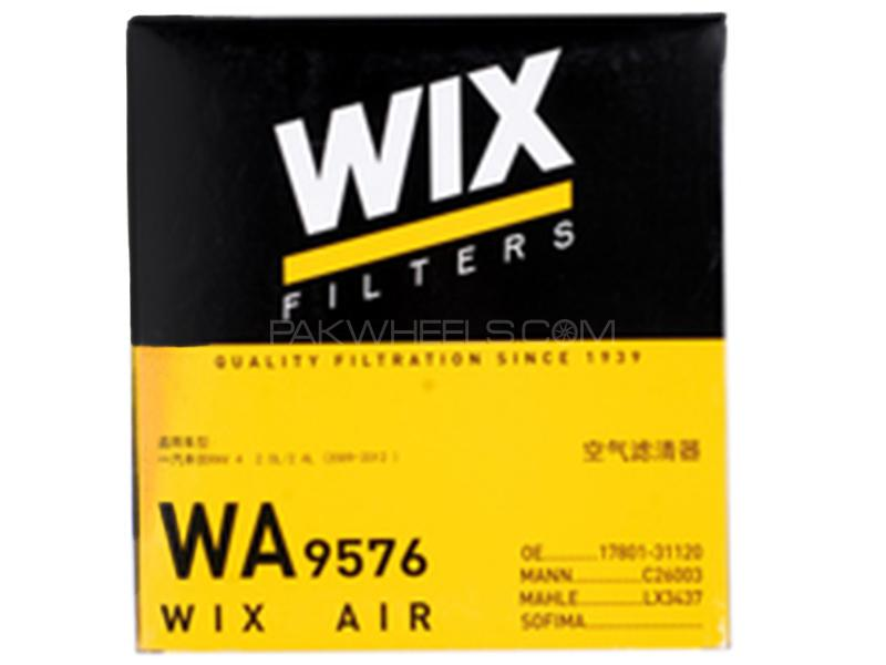 Wix Air Filter For Toyota Corolla Altis 2009-2019 - WA 9627 Image-1
