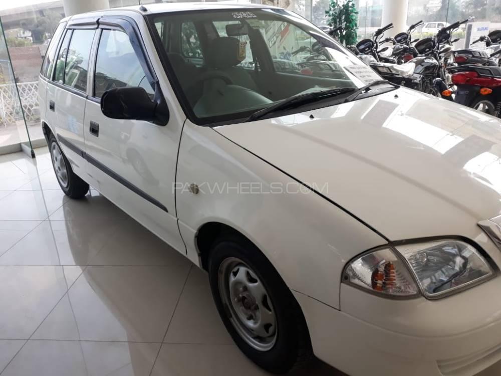Suzuki Cultus VXRi 2014 Image-1