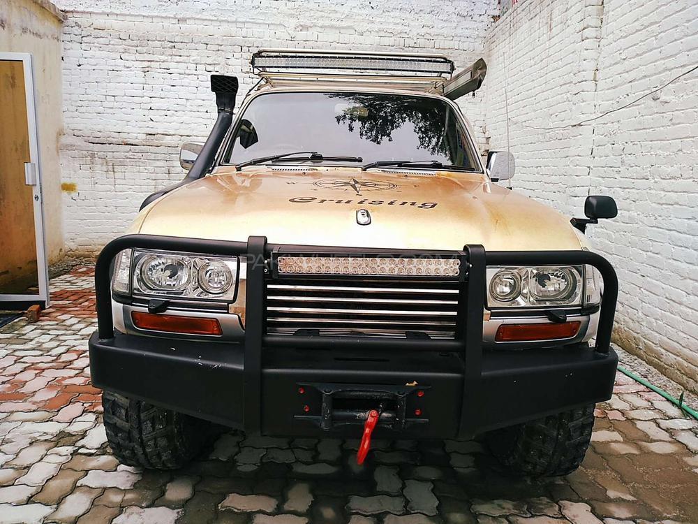 Toyota Land Cruiser GX 4.2D 1993 Image-1