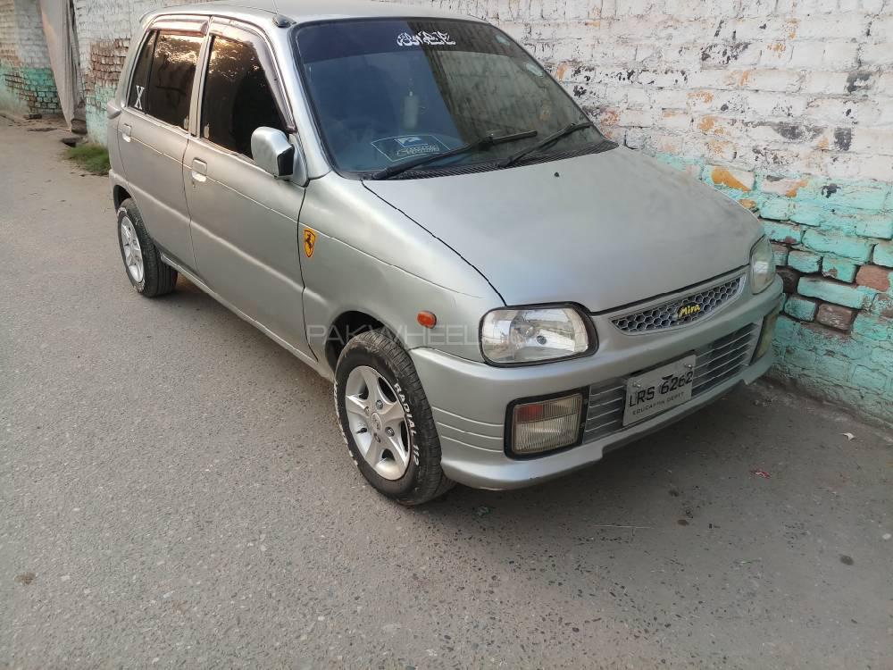 Daihatsu Cuore CX Automatic 2003 Image-1