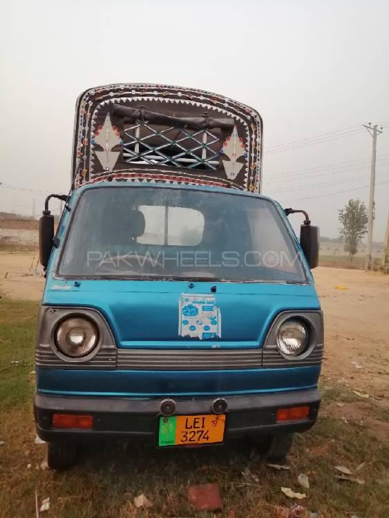 Suzuki Ravi STD VX (CNG) 1980 Image-1