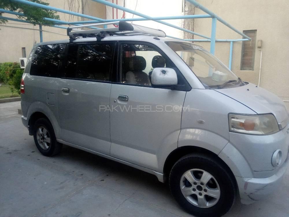 Suzuki APV GLX (CNG) 2006 Image-1