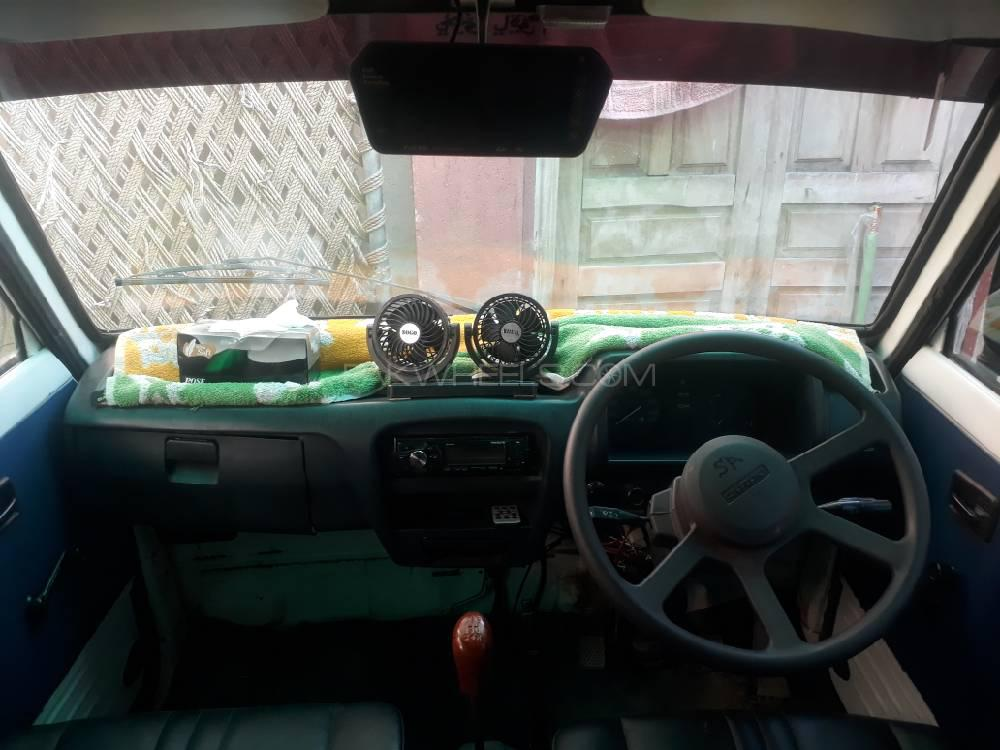 Suzuki Bolan VX 1992 Image-1
