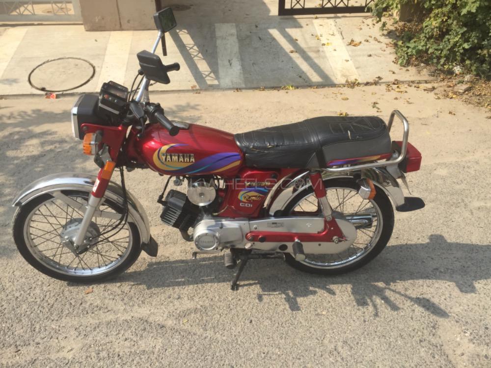 Yamaha Royale YB 100 2003 Image-1