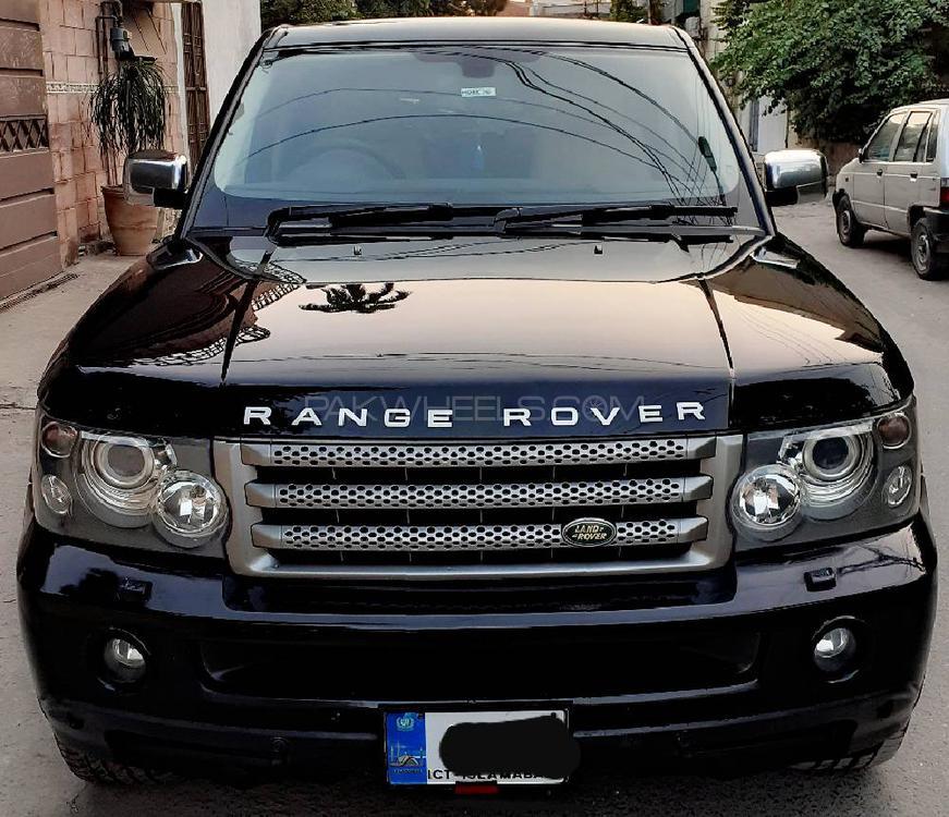 Range Rover Sport TDV6 2010 Image-1