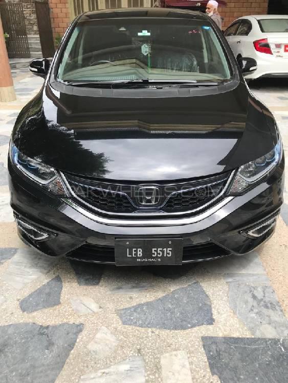 Honda Jade 2017 Image-1