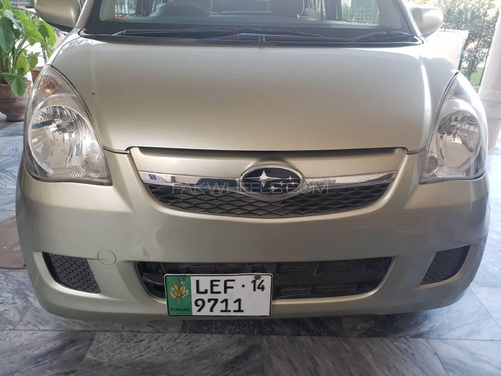 Subaru Pleo Custom R 2011 Image-1