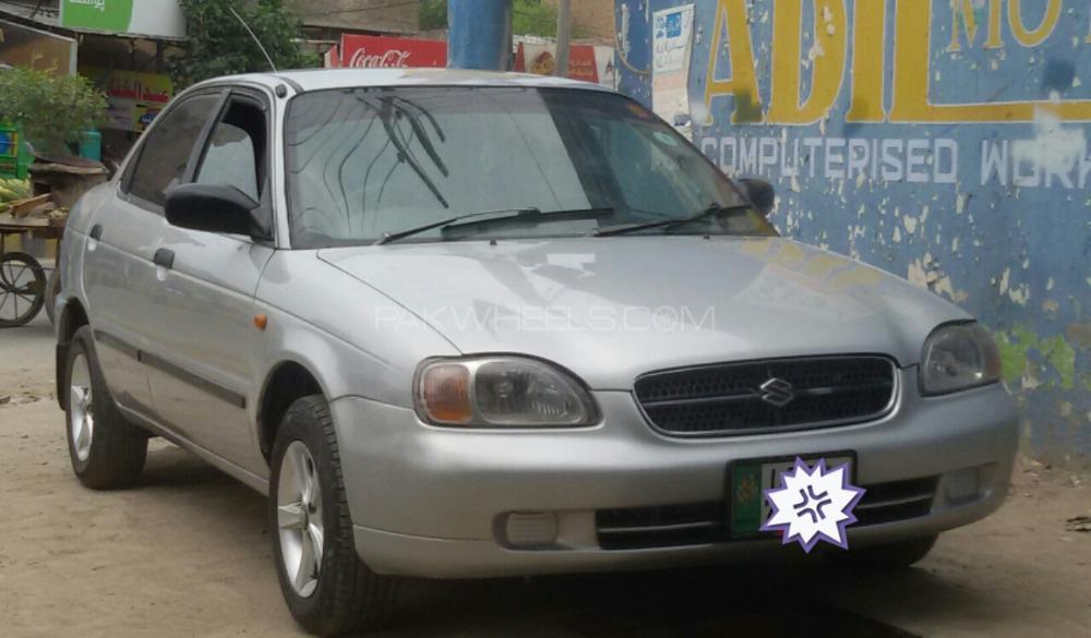 Suzuki Baleno JXR 2005 Image-1