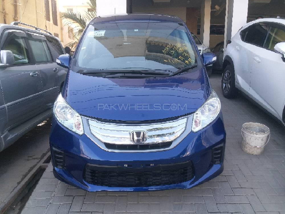 Honda Freed 2016 Image-1