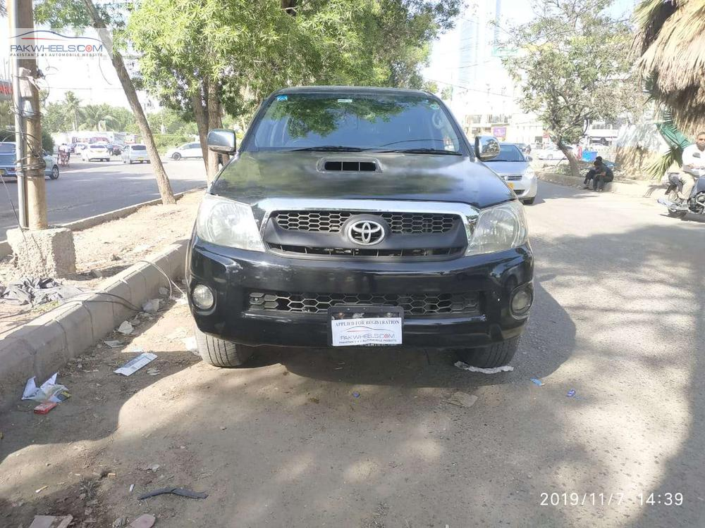 Toyota Hilux 2009 Image-1