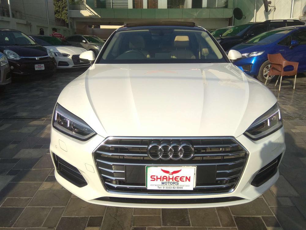 Audi A5 1.4 TFSI Sportback 2017 Image-1