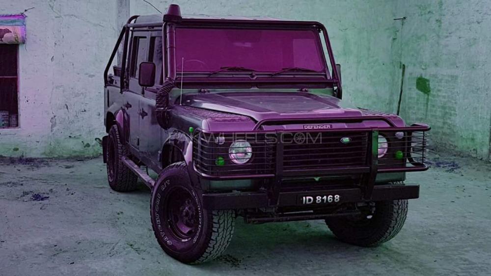 Land Rover Defender - 1996  Image-1