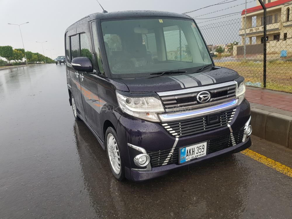 Daihatsu Tanto - 2014  Image-1