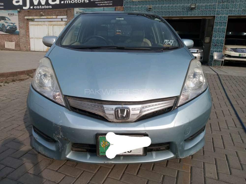 Honda Fit 1.3 Hybrid Base Grade 2012 Image-1
