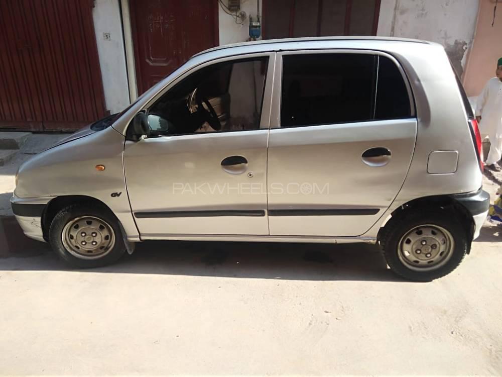 Hyundai Santro Prime GV 2005 Image-1