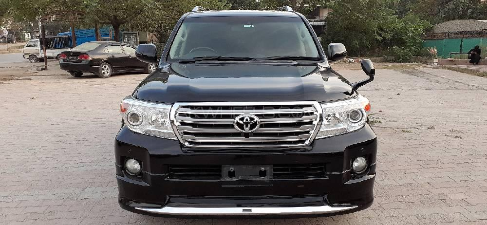 Toyota Land Cruiser AX G Selection 2012 Image-1