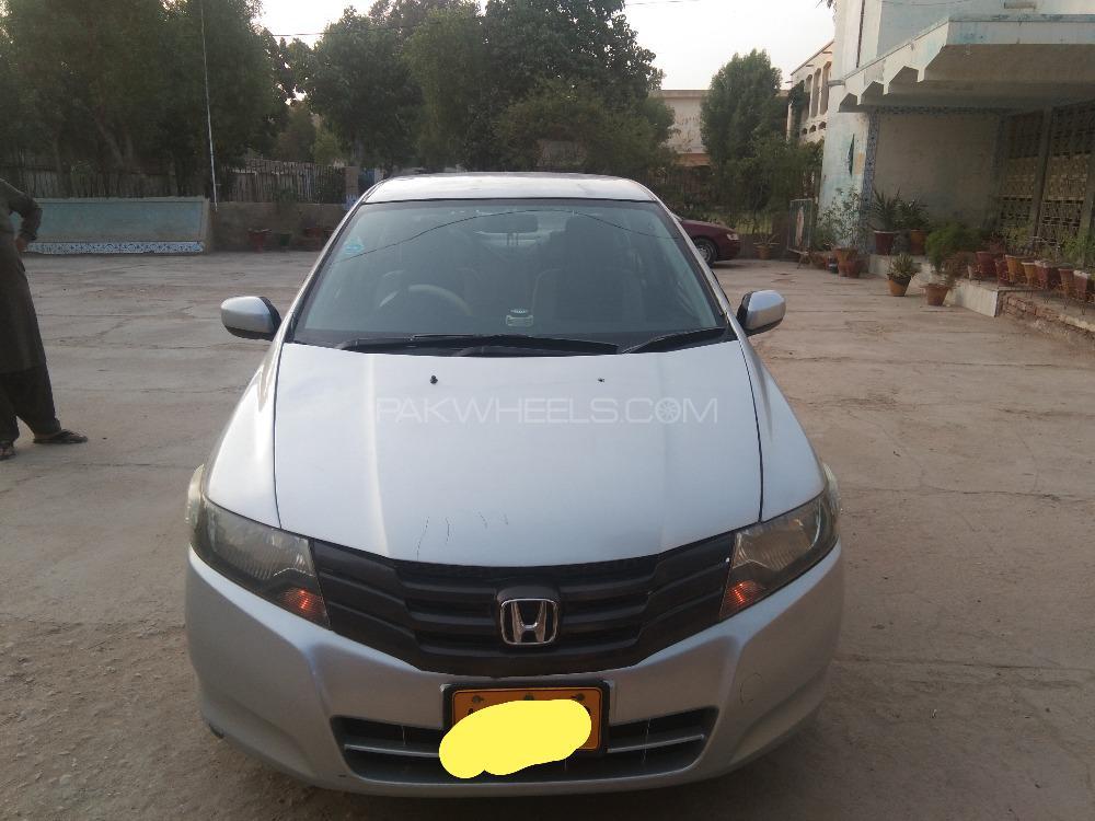 Honda City 1.5 i-VTEC 2010 Image-1