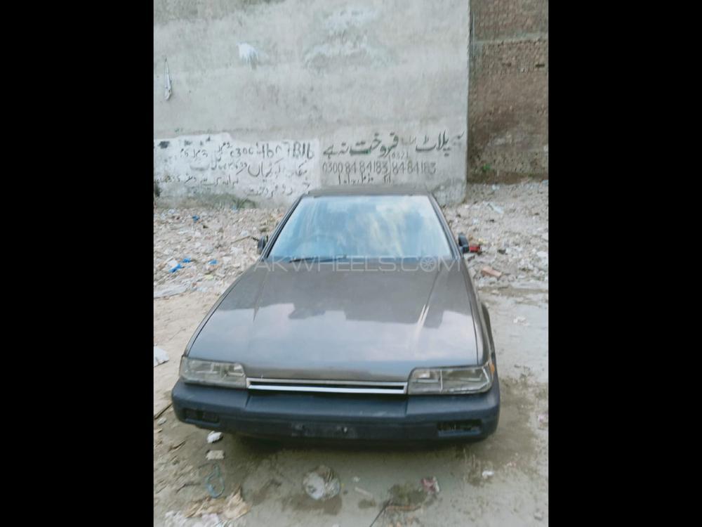 Honda Accord EX 1990 Image-1