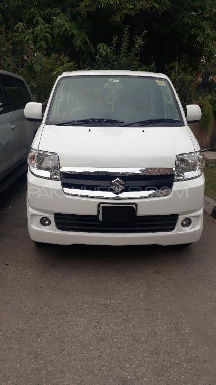 Suzuki APV GLX 2010 Image-1
