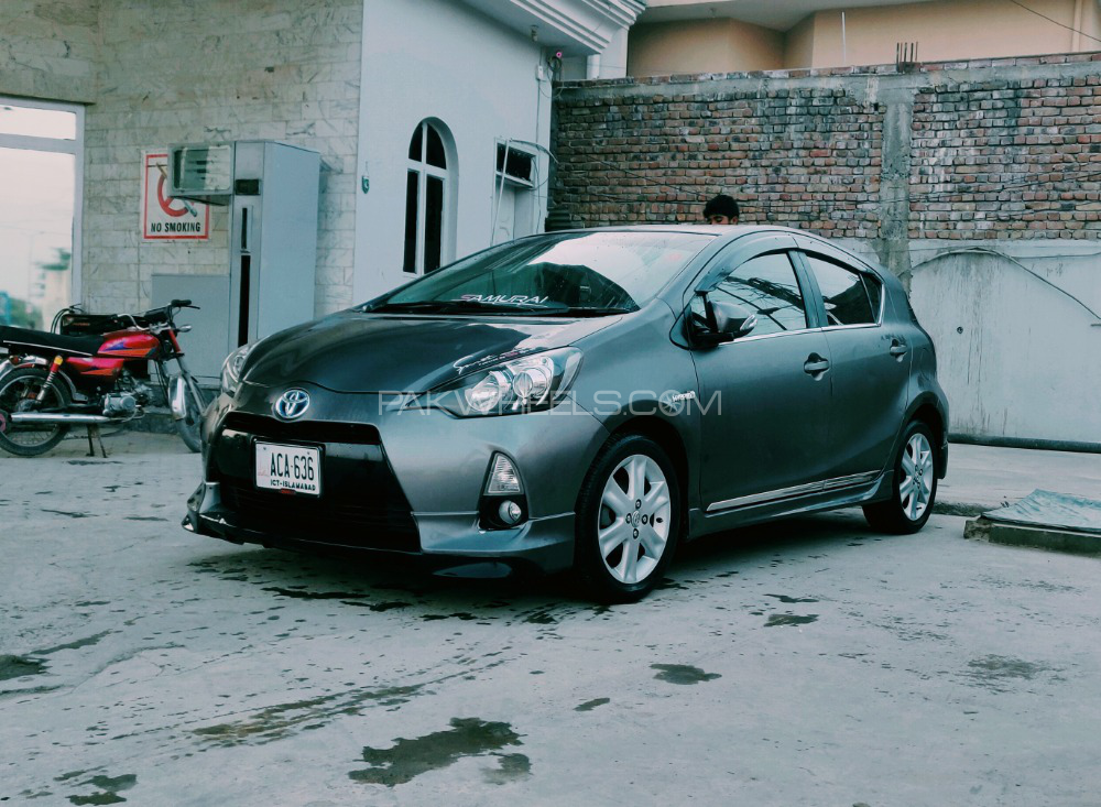 Toyota Aqua - 2013  Image-1