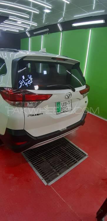 Toyota Rush S 2018 Image-1