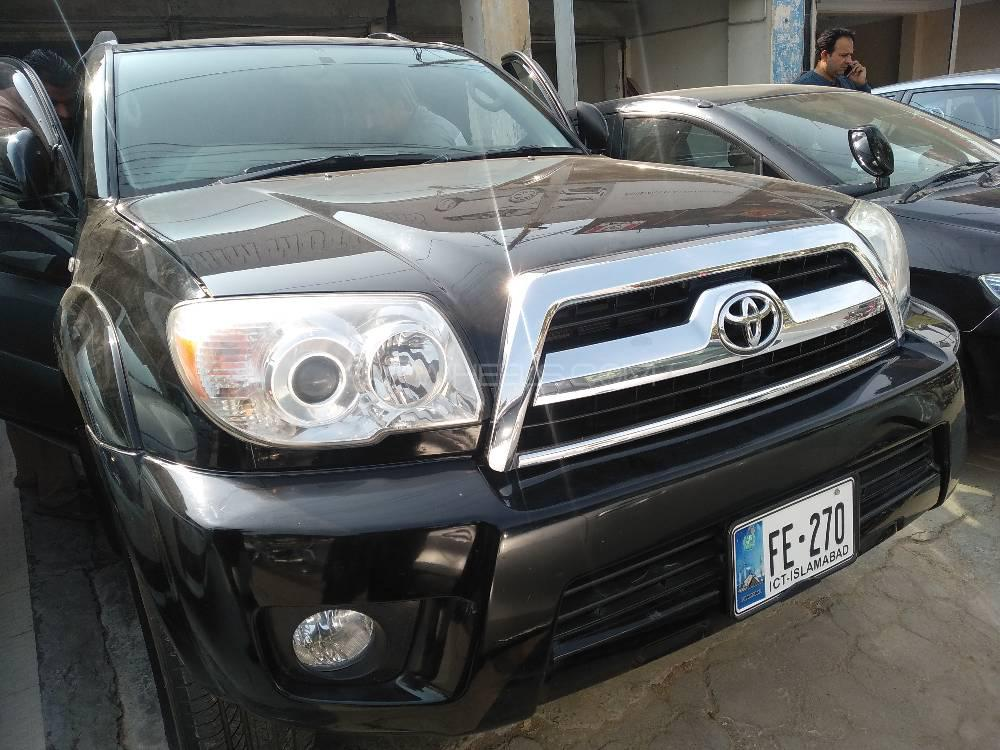 Toyota Surf SSR-G 4.0 2003 Image-1