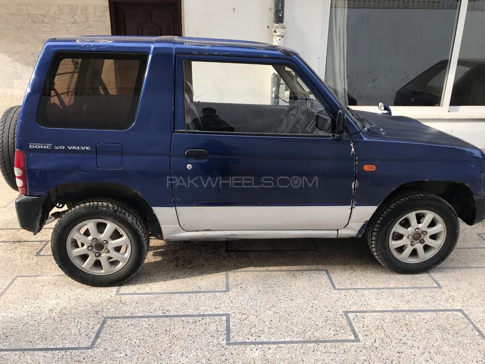Mitsubishi Pajero Mini VR 1996 Image-1