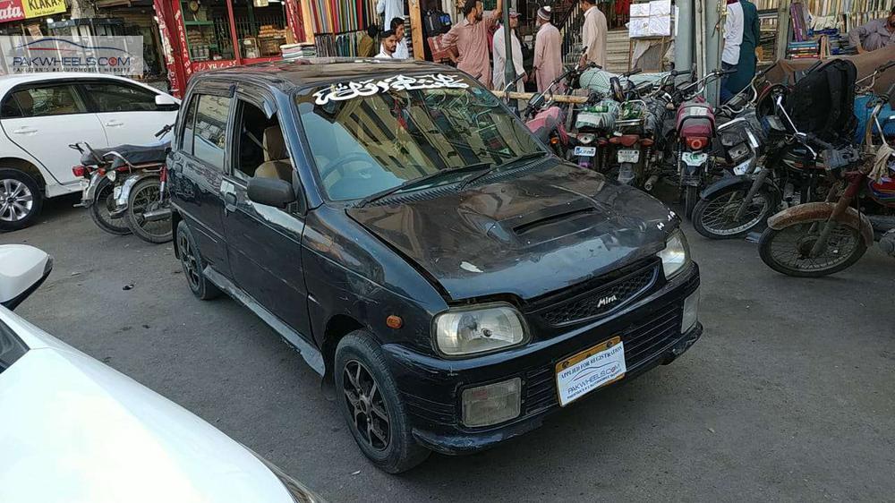 Daihatsu Cuore CL Eco 2006 Image-1