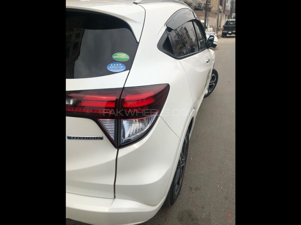 Honda Vezel Hybrid Z Style Edition 2018 Image-1