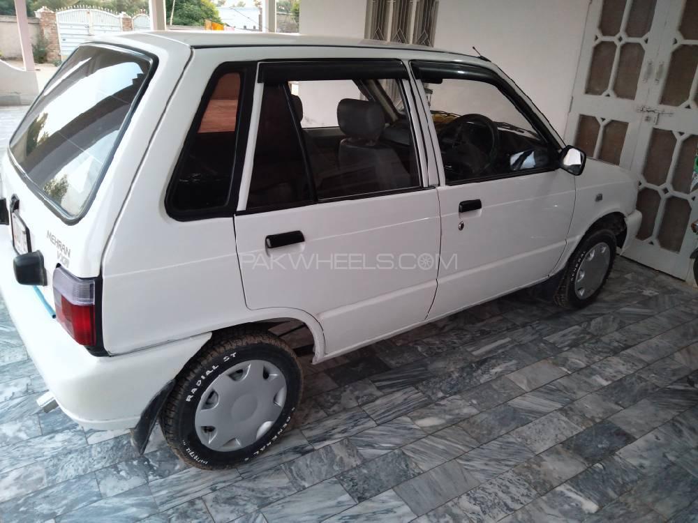 Suzuki Mehran VXR Euro II 2017 Image-1