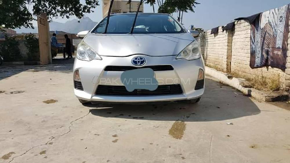 Toyota Aqua G 2019 Image-1