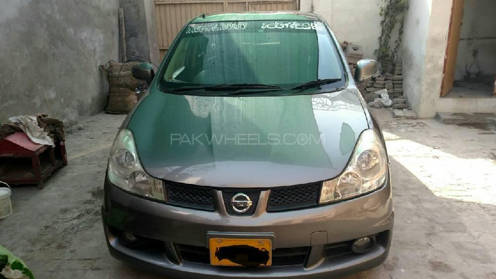 Nissan Wingroad 15M Four Authentic 2007 Image-1