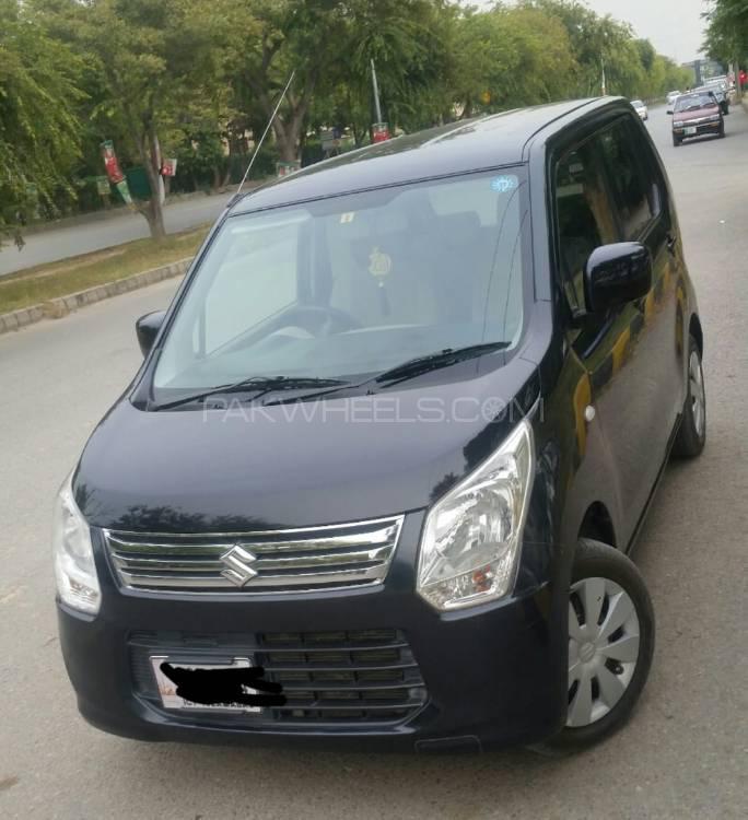 Suzuki MR Wagon X 2014 Image-1