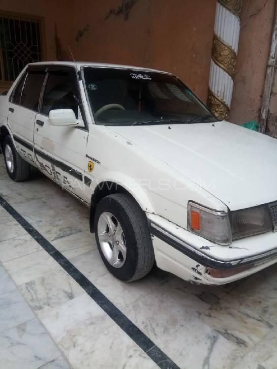 Toyota Corolla GL Saloon 1985 Image-1