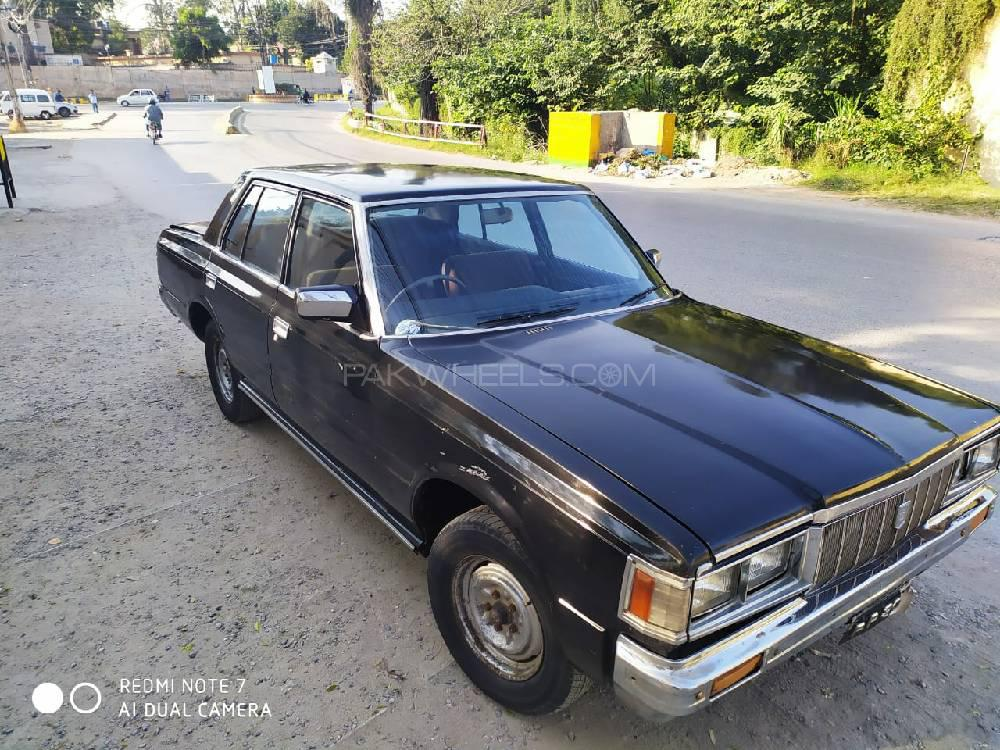 Toyota Crown 1980 Image-1