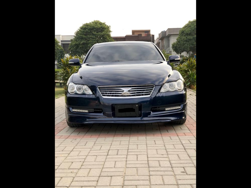 Toyota Mark X 250G S Package 2007 Image-1