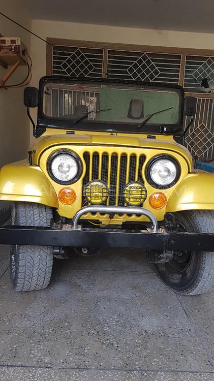 Jeep M 151 1979 Image-1