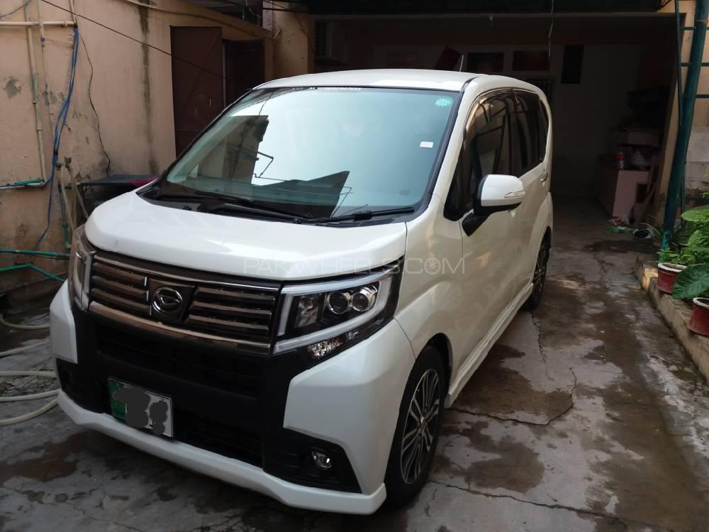 Daihatsu Move Custom RS SA 2015 Image-1