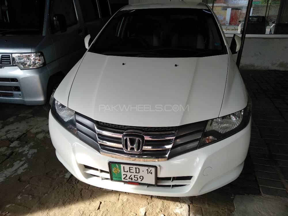 Honda City 1.3 i-VTEC 2014 Image-1