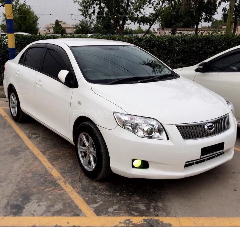 Toyota Corolla Axio X Special Edition 1.5 2007 Image-1