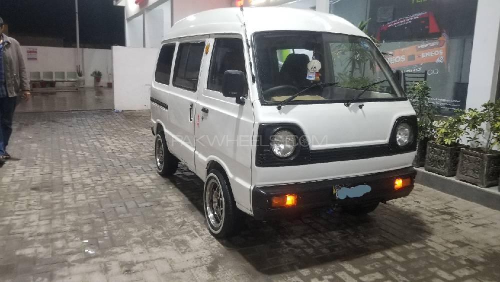 Suzuki Bolan VX 1986 Image-1