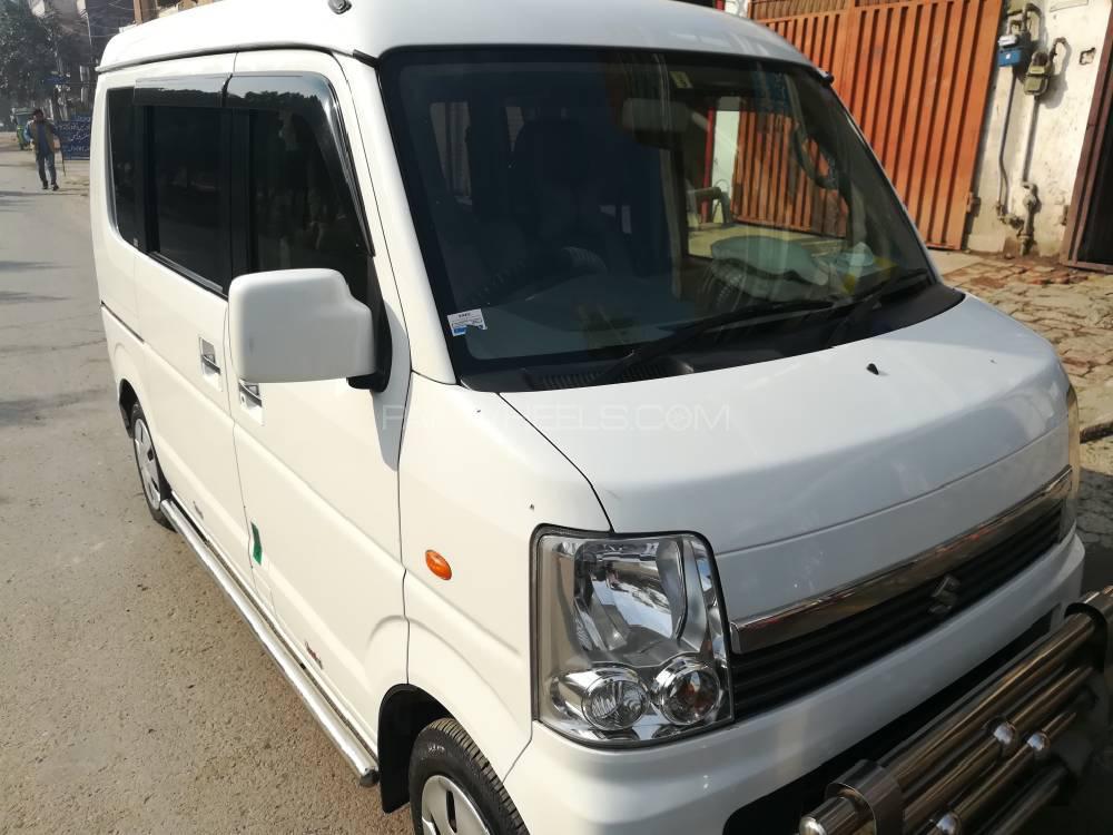Suzuki Every Wagon JP 2017 Image-1