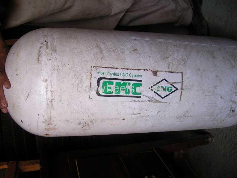 efi cng kit wid  ekc cylinder Image-1