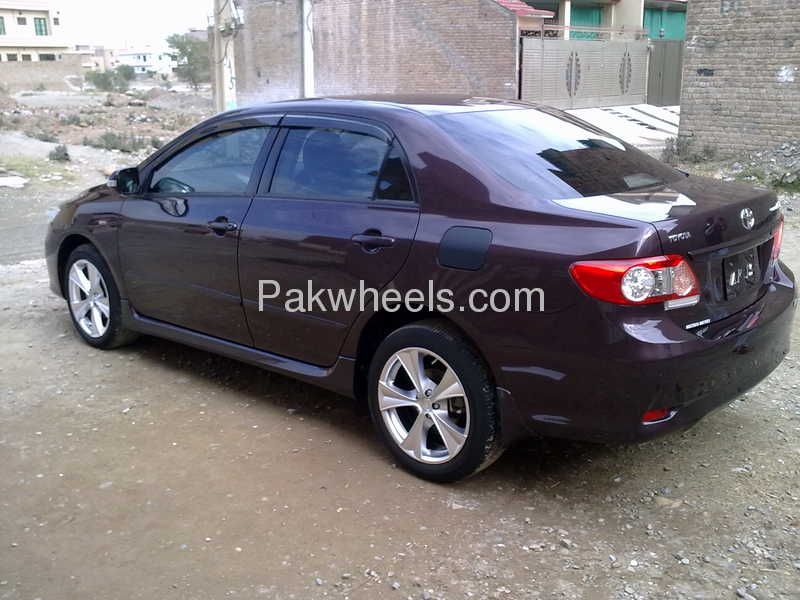 toyota corolla cars for sale in peshawar verified car ads pakwheels. Black Bedroom Furniture Sets. Home Design Ideas