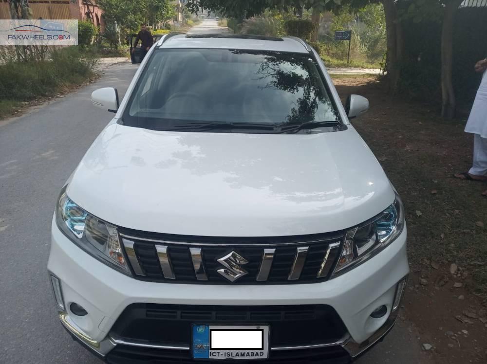 Suzuki Vitara GLX 1.6 2019 Image-1