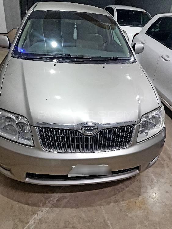 Toyota Corolla G 2004 Image-1