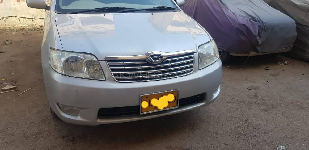 Toyota Corolla X HID 40th Anniversary Limited 1.5 2005 Image-1