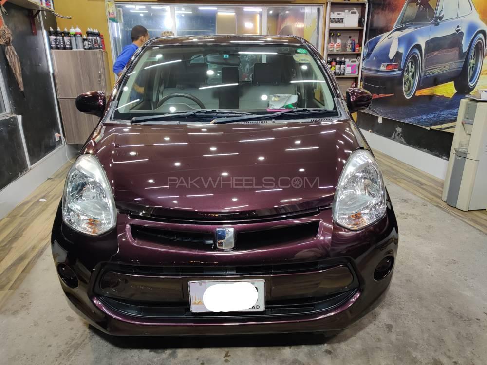 Toyota Passo X Kutsurogi 2015 Image-1